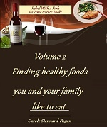 find healthy foods you like