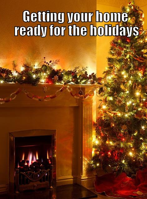 Warm Holiday Home