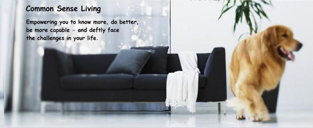 Common Sense Living
