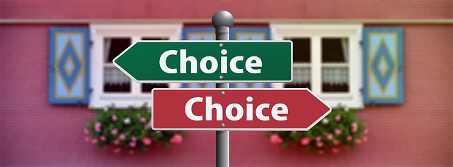 A better life is a decision