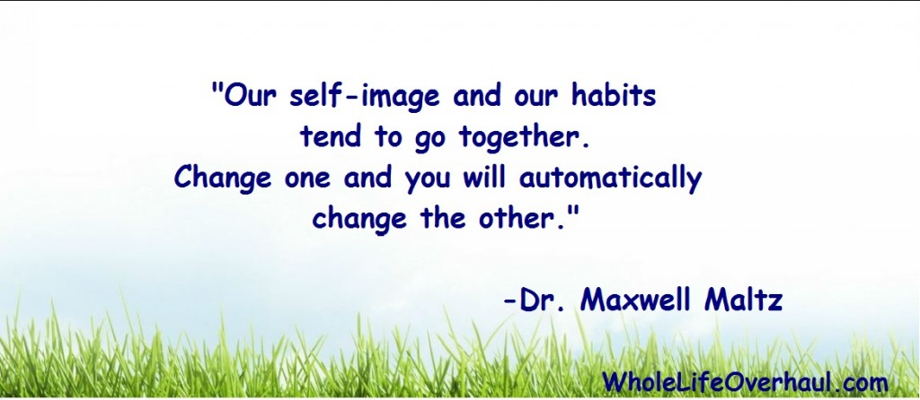 habits an self image
