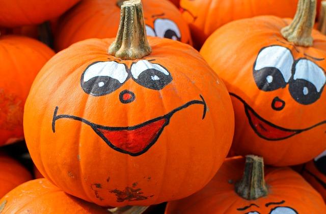 funny pumpkin