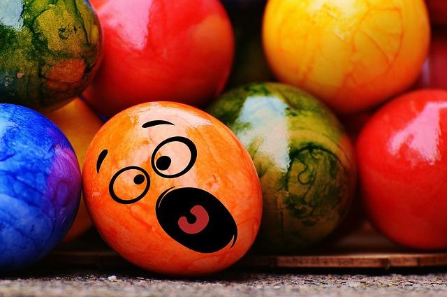 Crazy Easter Egg